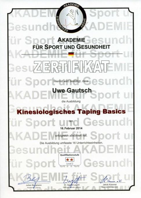 Health & Wellness: GAUTSCH Sport- & Eventservice